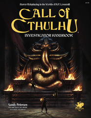 Call of Cthulhu 7th : Investigator Handbook