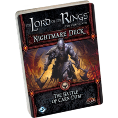 Lord of the Rings: The Card Game: The Battle of Carn Dum Nightmare Deck