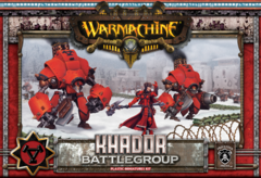 Khador Battlegroup (MKII)