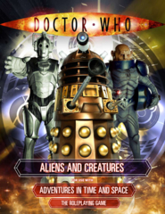 Doctor Who - Aliens and Creatures