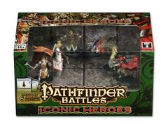 Pathfinder Battles: Iconic Heroes Set #3