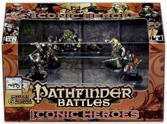 Pathfinder Battles: Iconic Heroes Set #4