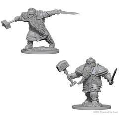Dwarf Male Fighter