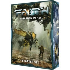 FAITH - A Garden in Hell - Starter Set