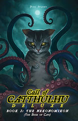 Call of Catthulhu - Book I The Nekonomicon