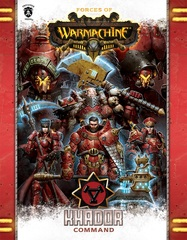Warmachine: Forces of Warmachine - Khador Command Softcover