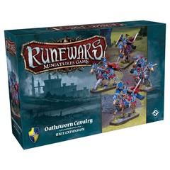 Runewars Miniatures Game: Oathsworn Cavalry