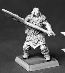 Barbarian Axeman