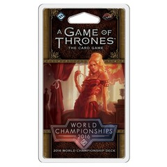 A Game of Thrones: The Card Game (Second Edition) – 2016 World Champion Deck