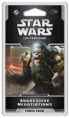 Star Wars - The Card Game - Aggressive Negotiations Force Pack