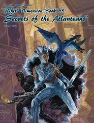 Rifts Dimension Book 15: Secrets of the Atlanteans