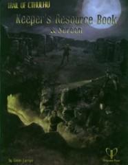Trail of Cthulhu - Keeper's Resource & Screen