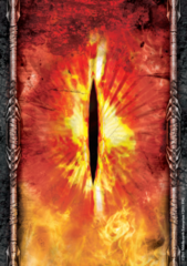 Fantasy Flight Sleeves - Eye of Sauron