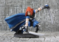 Reaper - Legendary Encounters Human Female Ranger