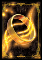 Fantasy Flight Sleeves - The One Ring