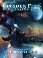 The Dresden Files - Vol 2 Our World