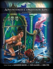 Adventurer Conquerer King Core Rulebook