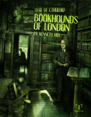 Trail of Cthulhu - Bookhounds of London