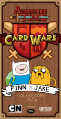 Adventure Time Card Wars: Finn vs Jake