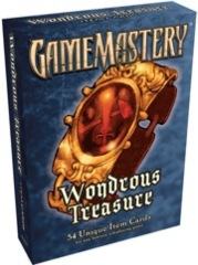 GameMastery - Wondrous Treasure