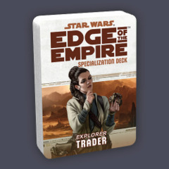 Star Wars - Edge of the Empire - Trader Deck