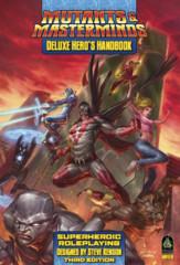 Mutants & Masterminds 3rd - Deluxe Hero's Handbook