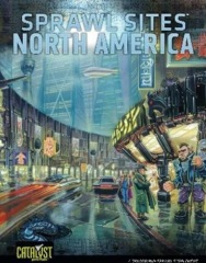 Shadowrun - Sprawl Sites North America