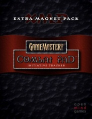 GameMastery Combat Pad: Extra Magnet Pack