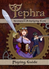 Tephra Steampunk Roleplaying Game