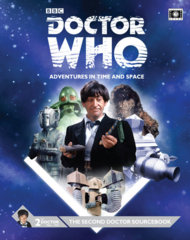 Doctor Who - Adventures in Time and Space - 2nd Doctor Sourcebook
