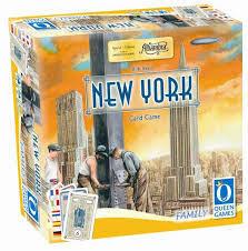 Alhambra New York Card Game
