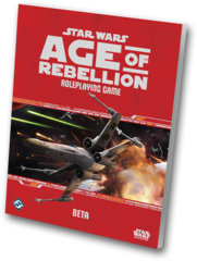 Star Wars - Age of Rebellion Beta Book