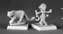 Lini, Iconic Druid & Droogami