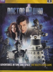 Doctor Who - Adventures in Time and Space (11th Doctor)