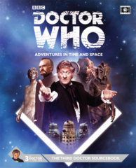Doctor Who - Adventures in Time and Space - 3rd Doctor Sourcebook