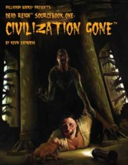Dead Reign Sourcebook 1 - CivilizationGone