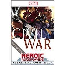Marvel Heroic Civil War - Essentials Event