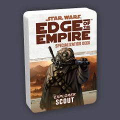 Star Wars - Edge of the Empire - Scout Deck