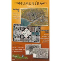 Numenera - Map Pack 2