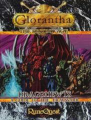 RuneQuest - Glorantha - Dragonewts