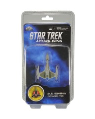 Star Trek Attack Wing - Klingon I.K.S. Somraw Expansion Pack