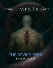 Numenera - The Devil's Spine