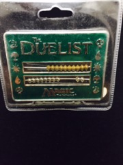 Green DUELIST ABACUS MAGIC LIFE COUNTER