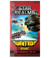 Star Realms United Assault