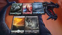 100 Battle for Zendikar Full Art Basic Lands