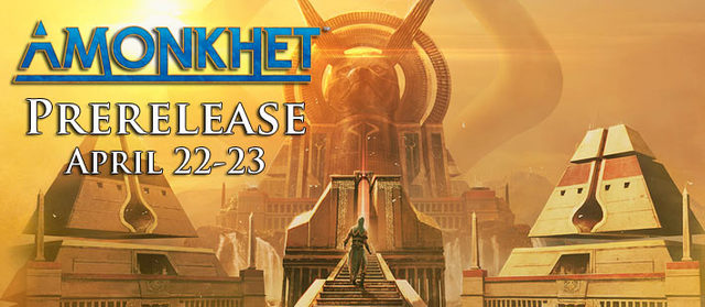 Amonkhet prerelease image