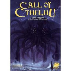 Call of Cthulhu 7th Edition Rulebook