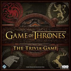 Game of Thrones (HBO EDITION): The Trivia Game
