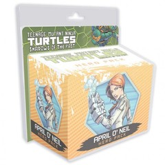 Teenage Mutant Ninja Turtles: Shadows of the Past, April O'Neil Hero Pack Expansion