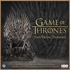 Game of Thrones: The Iron Throne